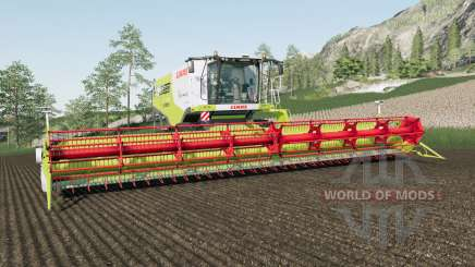 Claas Lexion 780 design selection для Farming Simulator 2017