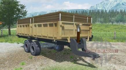 ММЗ-771 ненасыщенно-оранжевый для Farming Simulator 2013