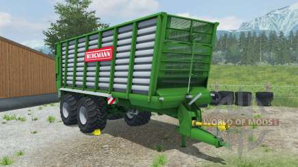 Bergmann HTW 45 la salle green для Farming Simulator 2013