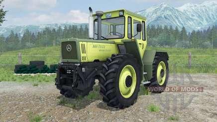 Mercedes-Benz Trac 1600 Turbo manual ignition для Farming Simulator 2013