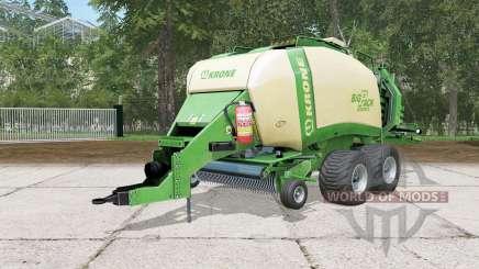 Krone BiG Pack 1290 HDP new high-quality skin для Farming Simulator 2015