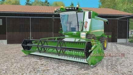 John Deere W540 & 618R для Farming Simulator 2015