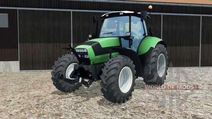 Deutz-Fahr Agrotron M 620 jade для Farming Simulator 2015