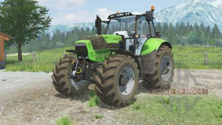 Deutz-Fahr Agrotron TTV 630 для Farming Simulator 2013
