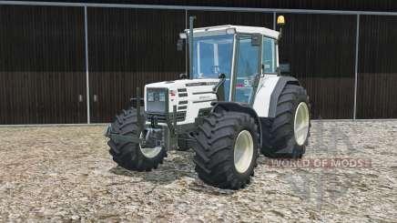 Hurlimann H-488 Turbo with FL console для Farming Simulator 2015