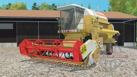 Claas Dominator 106 для Farming Simulator 2015