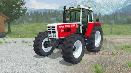 Steyr 8130A Turbo для Farming Simulator 2013