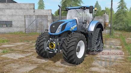 New Holland T7.290 Rowtrac для Farming Simulator 2017