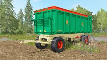 Aguas-Tenias GAT20 wheels selection для Farming Simulator 2017