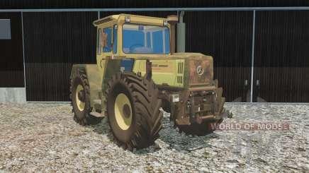 Mercedes-Benz Trac 1800 Intercooler soiled для Farming Simulator 2015