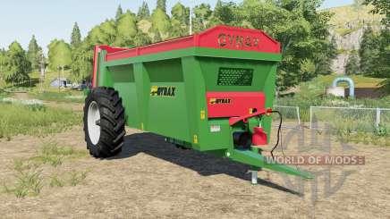 Gyrax EBMX 155 added animation chains для Farming Simulator 2017