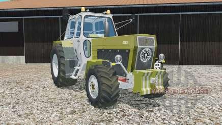 Fortschritt ZT 303 dead weight 7730 kg. для Farming Simulator 2015