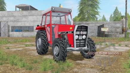 IMT 549 DL Specijal для Farming Simulator 2017