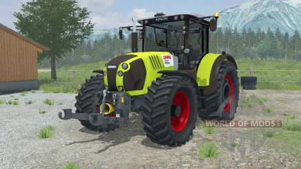 Claas Arion 620 vivid lime green для Farming Simulator 2013