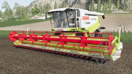 Claas Lexion 580 washable для Farming Simulator 2017