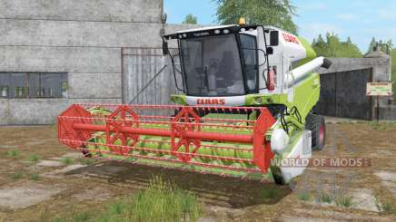 Claas Tucano 320 moving parts in work для Farming Simulator 2017