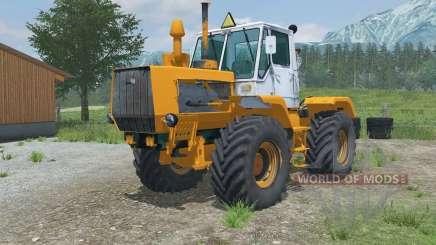 Т-150К реалистично дымит для Farming Simulator 2013