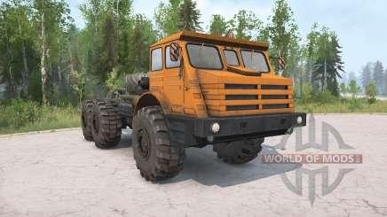 МоАЗ-74111 v2.0 для MudRunner
