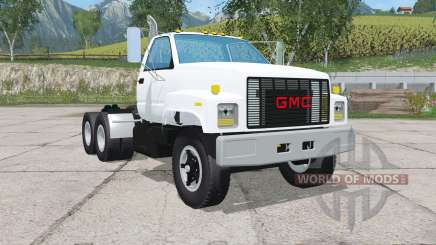 GMC TopKick C7500 для Farming Simulator 2015