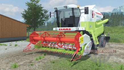 Claas Mega 370 для Farming Simulator 2013