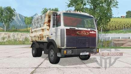МАЗ-5551 состаренный для Farming Simulator 2015