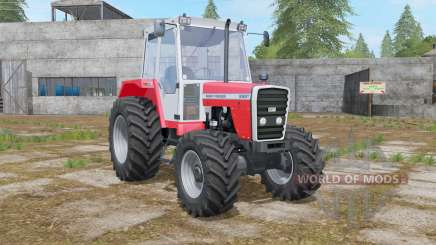 Massey Ferguson 698T 1985 для Farming Simulator 2017