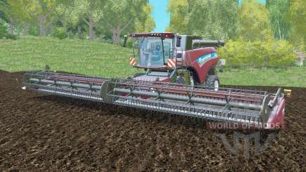 New Holland CR10.90 with the three cutting для Farming Simulator 2015