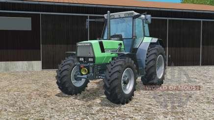 Deutz-Fahr AgroStar для Farming Simulator 2015
