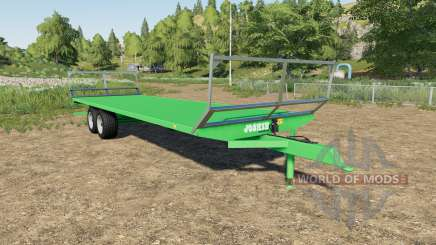 Joskin Wago ST8000 washable для Farming Simulator 2017