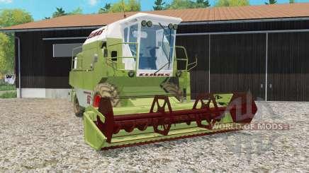 Claas Dominator 86 & C450 для Farming Simulator 2015