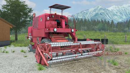 Bizon Z040 manual ignition для Farming Simulator 2013