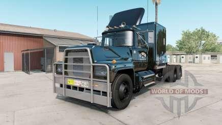 Mack RS700 Rubber Ducᶄ для American Truck Simulator