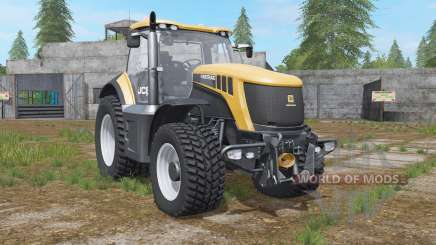 JCB Fastrac 8310 version route для Farming Simulator 2017