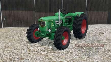 Deutz D80 spanish green для Farming Simulator 2015
