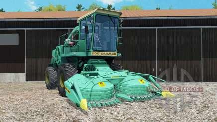 Дон-680 с жатками для Farming Simulator 2015