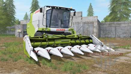 Claas Tucano 440 & Conspeed 8-75 FC для Farming Simulator 2017