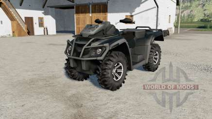 Can-Am Outlander 1000 XT power selection для Farming Simulator 2017