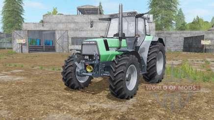 Deutz-Fahr AgroStar 6.61 with more speed для Farming Simulator 2017