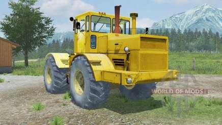 Кировец К-701 открываются двери и капот для Farming Simulator 2013