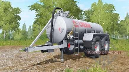 Creina CVC 14000 VT для Farming Simulator 2017