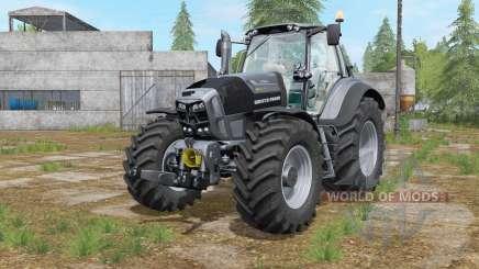 Deutz-Fahr Serie 7 TTV Warrior для Farming Simulator 2017