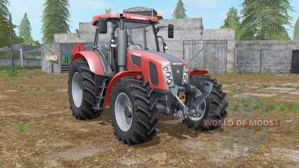 Ursus 15014 improved turning radius для Farming Simulator 2017