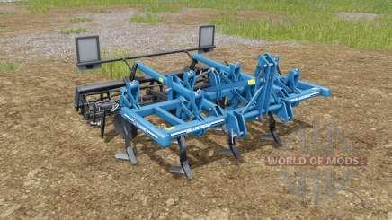 Rabe Bluebird GH 3000 для Farming Simulator 2017