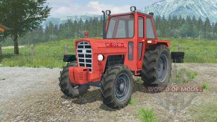IMT 577 DV red orange для Farming Simulator 2013