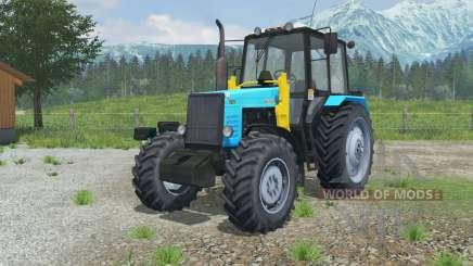 МТЗ-1221 Беларус с погрузчиком для Farming Simulator 2013