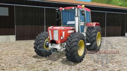Schluter Super 1500 TVL Special для Farming Simulator 2015