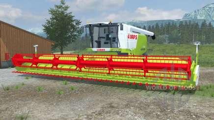 Claas Lexion 770 & Vario 1200 для Farming Simulator 2013