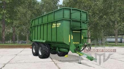 Fortuna FTM 200-6.0 dead weight 7130 kg. для Farming Simulator 2015