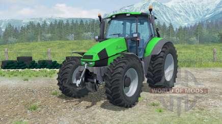 Deutz-Fahr Agrotron 120 MK3 manual ignition для Farming Simulator 2013