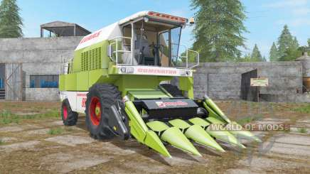 Claas Dominator 88S android green для Farming Simulator 2017